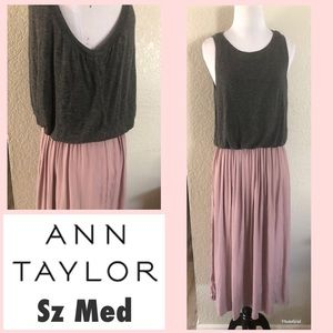 ANN TAYLOR LOFT TABK DRESS sz Med